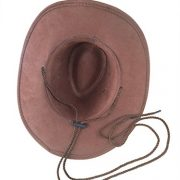 DAZCOS-Brown-Jesse-Mccree-Cosplay-Badge-Cowboy-Hat-0-2