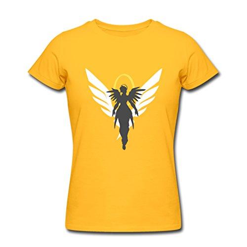 701d681a0 Mr.Potato Mercy Hero Overwatch Women's T-Shirt | | Overwatch Merchant