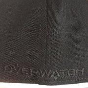 JINX-Overwatch-Blackout-Stretchfit-Baseball-Hat-0-1