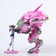 9-DVA-Meka-Collectible-Action-Figure-Statue-0-0