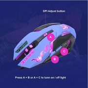 Gaming-Mouse-Backlit-Optical-Game-Mice-Ergonomic-USB-Wired-with-2400-DPI-and-6-Buttons-4-Shooting-for-Pro-Game-PC-Computer-Laptop-Desktop-Mac-DVA-0-2