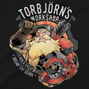 JINX-Overwatch-Mens-Torbjorns-Workshop-Premium-T-Shirt-0-0