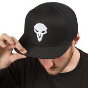 JINX-Overwatch-Reaper-Back-From-The-Grave-Snapback-Baseball-Hat-0-3