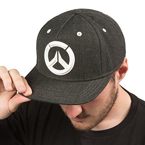 e5c9b0514 JINX Overwatch Sonic Snapback Baseball Hat | Overwatch Merchant