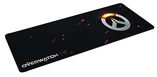 Large Soft Gaming Mouse Mat//PadRazer Overwatch Goliathus Extended SPEED Edition