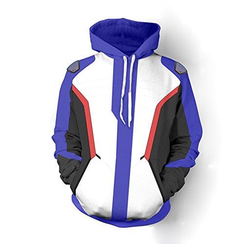 rulercosplay overwatch soldier 76 hoodie overwatch merchant